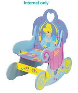 Disney Princess Rocking Chair  Rock n; relax on this beautiful rocking chair with Disney Princess design. The perfect addition to every girls befroom.Easy assembly: 1 person recommended.All fixings included.Size (H)59, (W)36, (D)56cm.Weight capacity of seat 3.56kg.For ages 3 to 7   http://www.comparestoreprices.co.uk/childrens-furniture/disney-princess-rocking-chair.asp #disney #disneyfurniture #kidsfurniture #childrensfurniture #rockingchair #disneychair #disneyprincess
