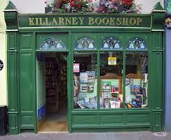 There is something great about old store fronts and I am fond of bookshops. Killarney, Ireland