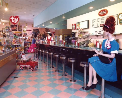 38 Best Images About My 50s Diner Kitchen On Pinterest
