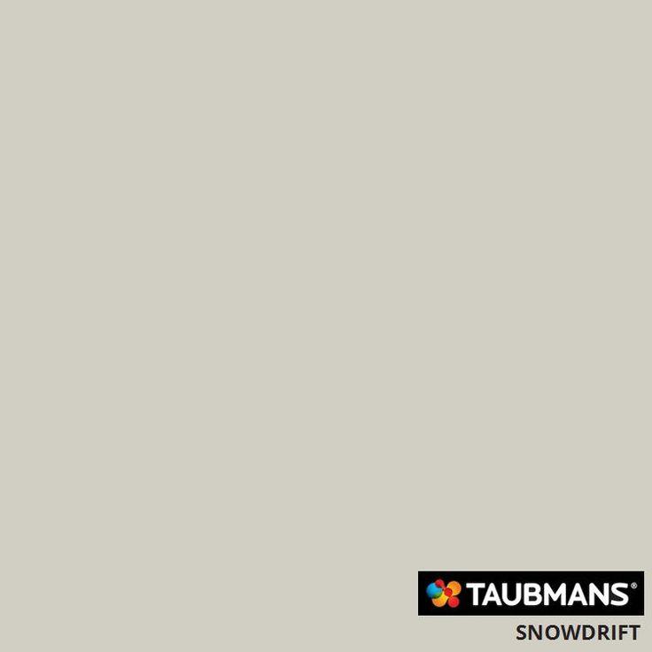 #Taubmanscolour #snowdrift