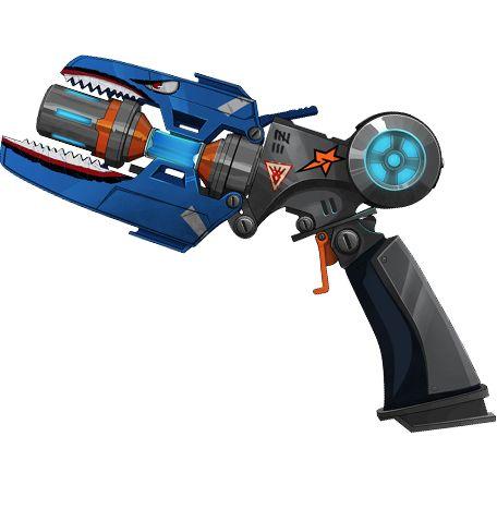 Slug Arsenal - Gear -Enforcer Cyclone