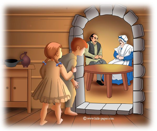 Hansel and Gretel 1