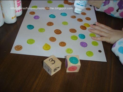 Peinture et mathématiques... ! J'adore l'idée !!