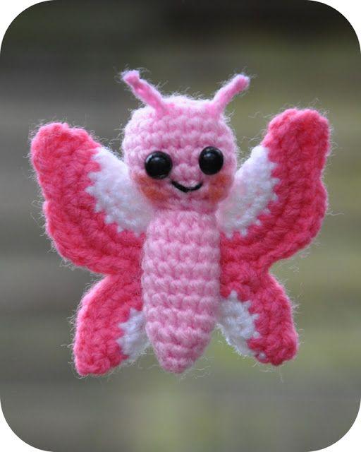 Amigurumi Crochet Pattern Flo the butterfly - Google Drive
