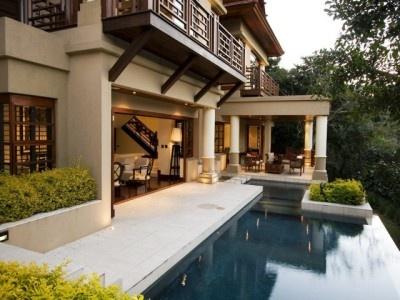 A Balinese Masterpiece in Zimbali.