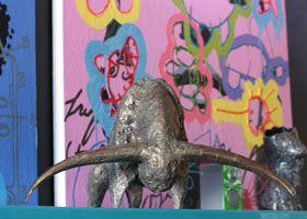 Study of Bull by Sam Allerton