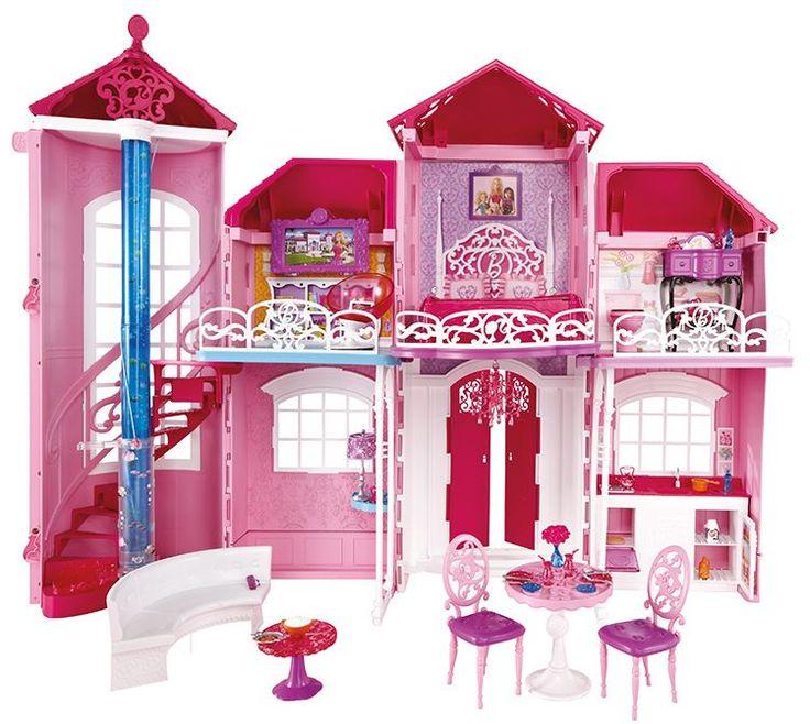 Barbie Dům z Malibu