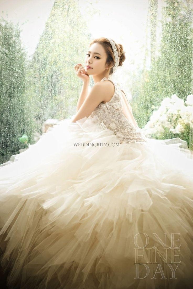 #KoreanWedding #WeddingDress
