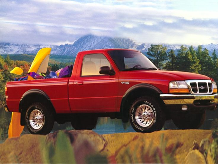 1998 Ford Ranger Reviews, Specs and Prices | Cars.com