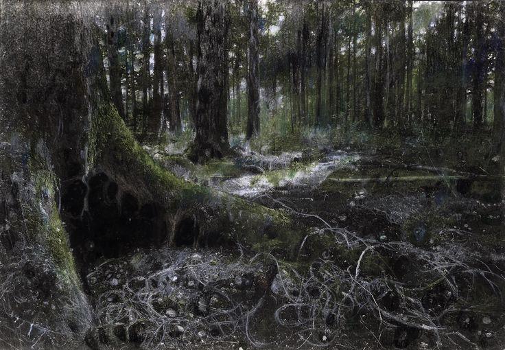 Dacia Manto - Panoramica - Paolo Maria Deanesi Gallery #DeanesiGallery