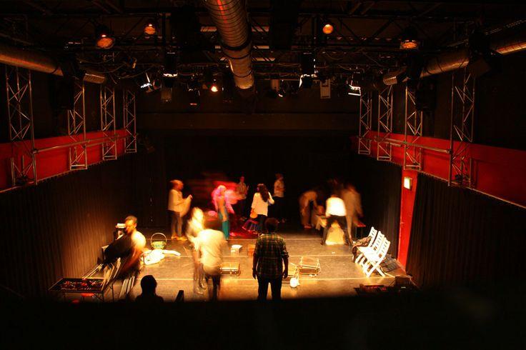 Impressionen aus der Schauspielschule in Hamburg