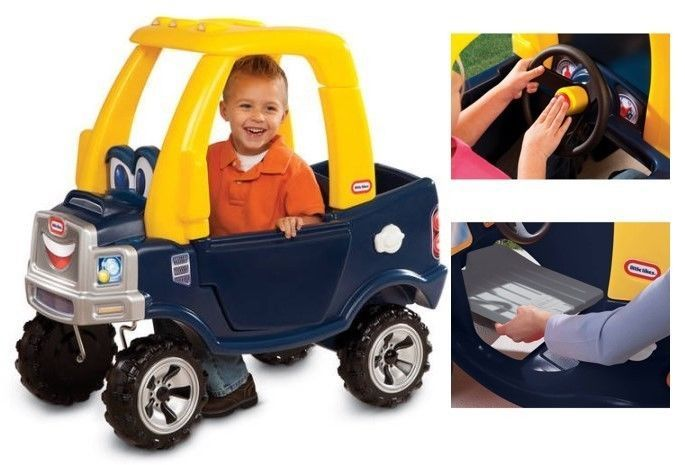 ICYMI: Ride On Car Little Tykes Toddler Preschool Kids Toy Play Push Cozy Coupe Truck
