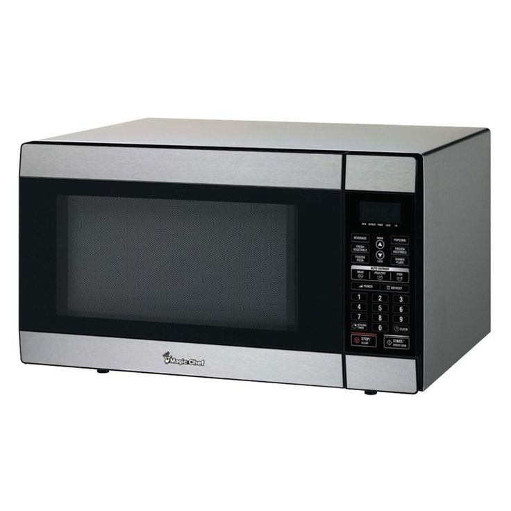 Magic Chef MCD1811ST 1.8 cu. ft. Stainless Microwave - MCPMCD1811ST