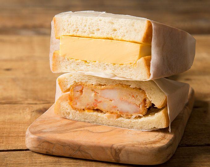 """サンドイッチ専門店「ニコウィッチ」恵比寿にオープン、2個で1セットの出来立て""""ごちそうサンド""""  写真2"""