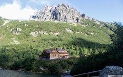 Green lake hut