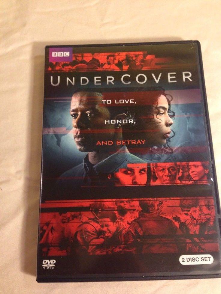 Undercover Series - Season 1 (DVD, 2-Disc Set)