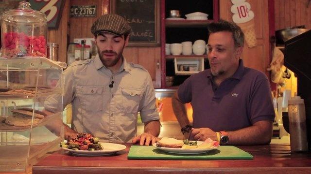 Dans le cadre de la 2e saison de notre webtv, nous avons rendu visite à Benoît Bigham, le très gentil  proprio du sympathique café situé sur la rue Bernard dans le Mile-End à Montréal