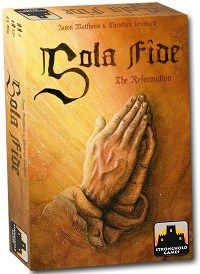 Sola Fide: The Reformation cover