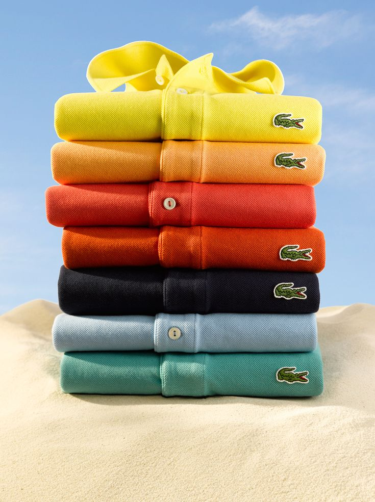 @Lacoste  Polo Shirts  #SS14 #Fashion #RegentStreet