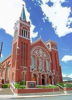 St. Patrick's Cathedral- El Paso TX
