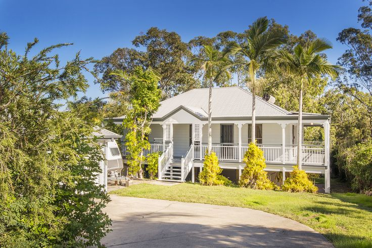 MCDOWALL 64 Beckett Road...Commanding a stately street presence complemented by a bushland outlook, this home boasts two generous levels of living.