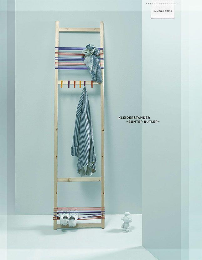 CUT Magazin: Leute machen Kleider – und Kissen und Garderoben und Hängematten und…