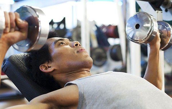 Güçlü Kol Kasları İçin Egzersizler