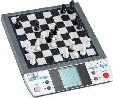 Professioneller 8in1 Schach-Computer mit Sprachausgabe & Touchfeld