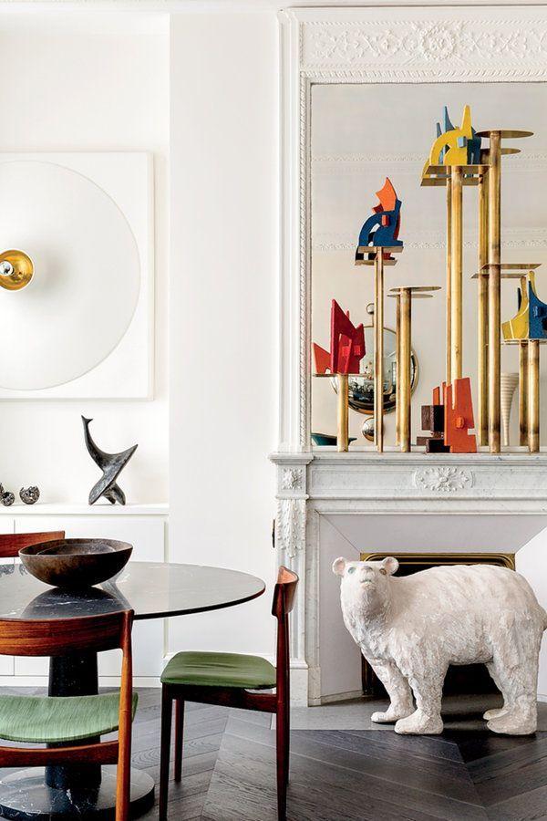 Jacques Hervouet S Remarkable Interior Design Departures