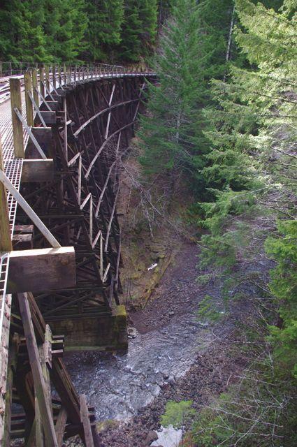 Wolf Creek Trestle Hike - Hiking in Portland, Oregon and Washington