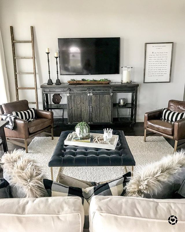 Shop Your Screenshot Of Thespoiledhome S Rustic Luxe Living Room Layout With The Liketoknow It Livingroom Layout Luxe Living Room Living Room Decor Furniture