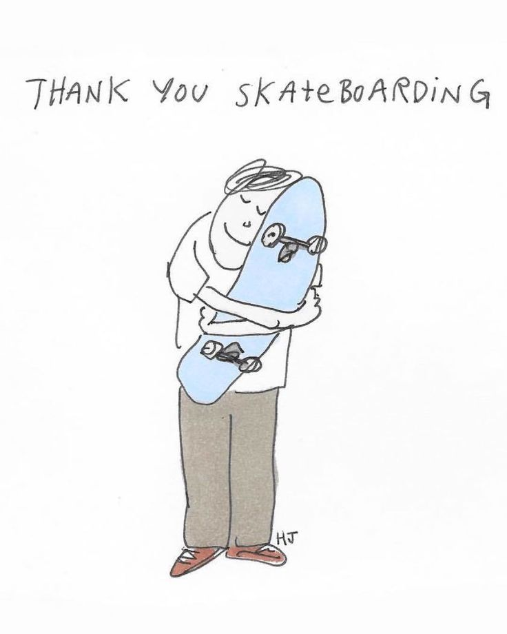 What are you thankful for?  We are thankful for  #skateboarding  Artwork: @henryjones  Repost: @esskateboarding via http://shralpin.com