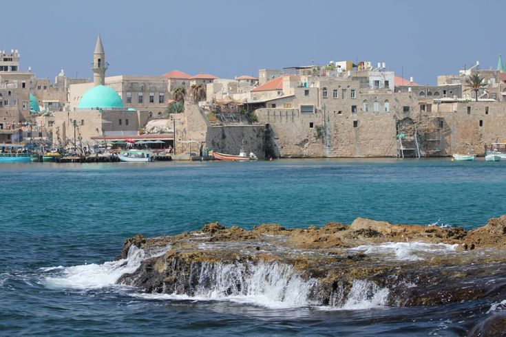 Acre Port, Israel