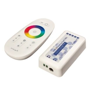 RGBW LED Controller 2.4Ghz + Touch Fernbedienung
