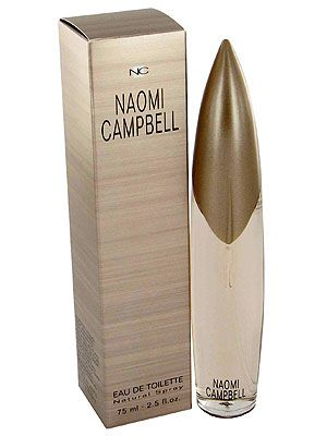 Naomi Campbell Naomi Campbell perfume - a fragrance for women 1999.  I had