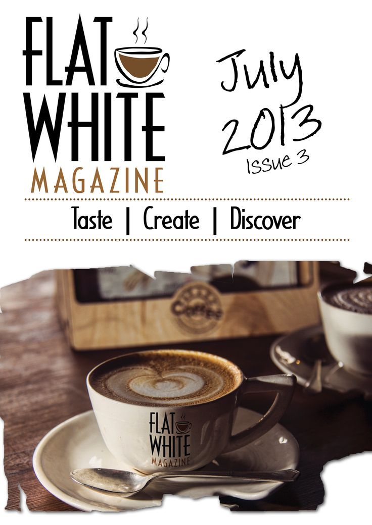 Flat White Magazine Issue 3