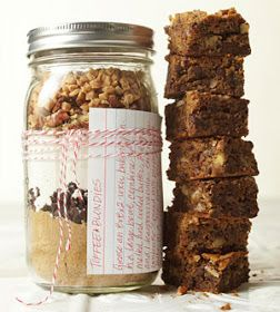 NATURE WHISPER: DIY: Best food gifts