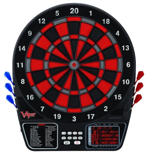 Viper 797 Electronic Dartboard Electronic dart board