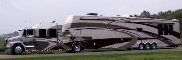 Continental Coach Showroom