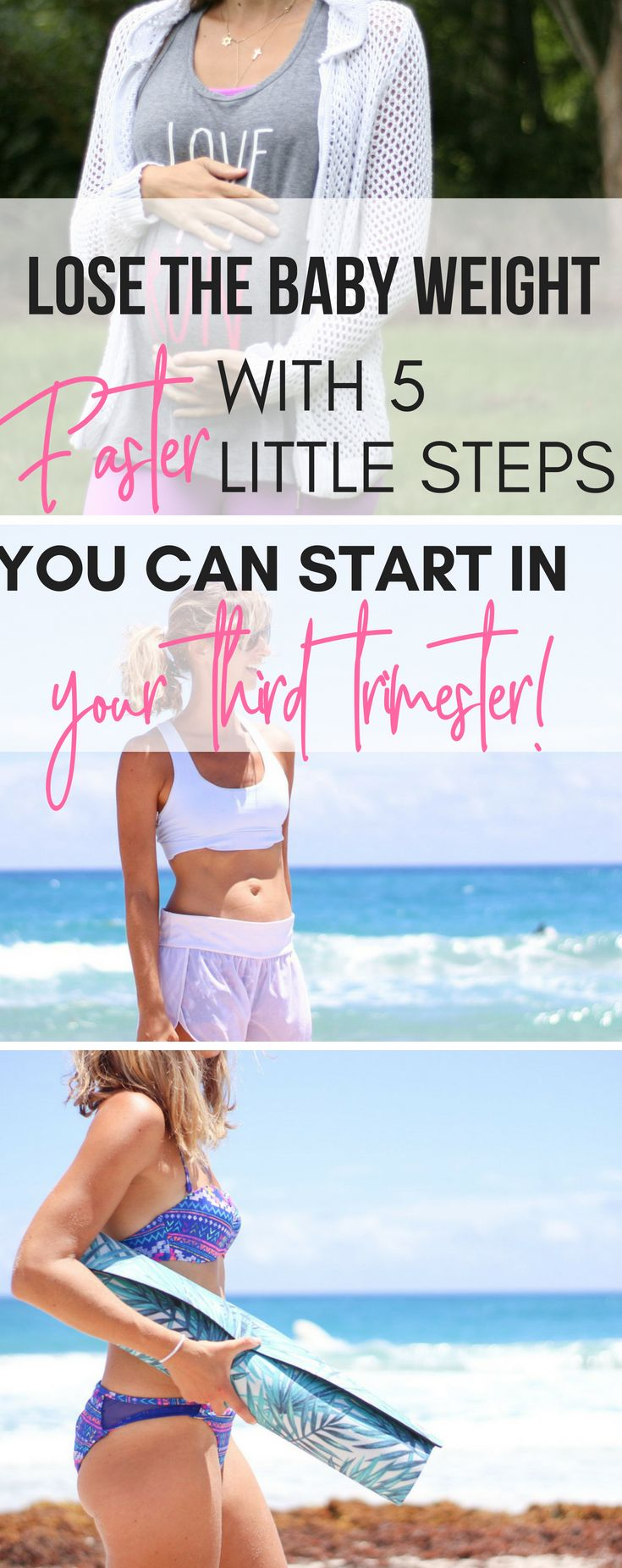 SAVE THIS! I can handle 5 small steps, I only have to go through …   – The Best of The Postpartum Cure