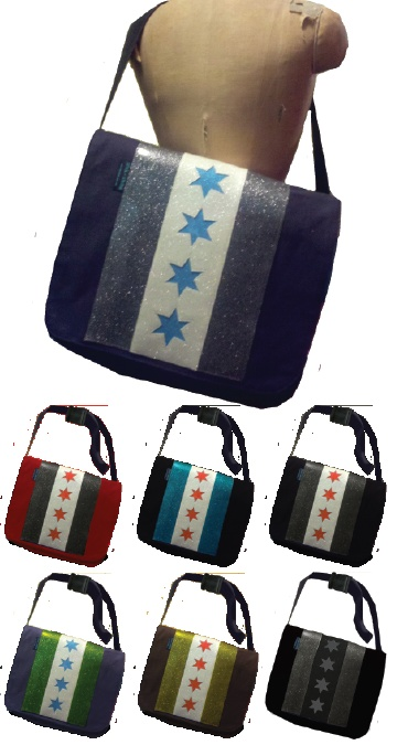 http://www.kickstarter.com/projects/sinkorswim/help-sink-or-swim-launch-the-hero-collection?ref=activity: Chicago Flags, Messenger Bags, Chicago Stuff, Flags Messenger