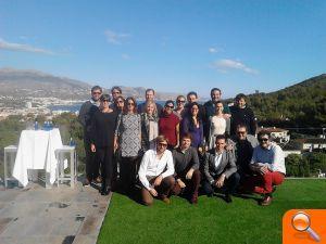 Un grupo de jóvenes empresarios alicantinos visitan SHA Wellness Clinic para conocer nuestra estrategia de negocio
