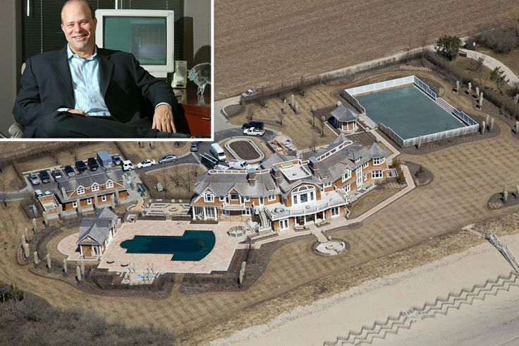 David Tepper's sprawling Hamptons revengeestate #hamptons #goodoldnypost