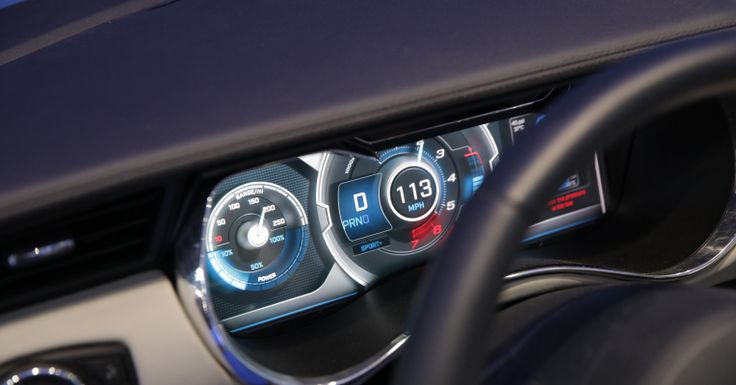 #World #News  Delphi's multi-layer display gives your car dashboard some depth  #StopRussianAggression