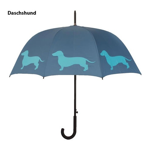 {doxie umbrella!} so cute! - other breeds available, too