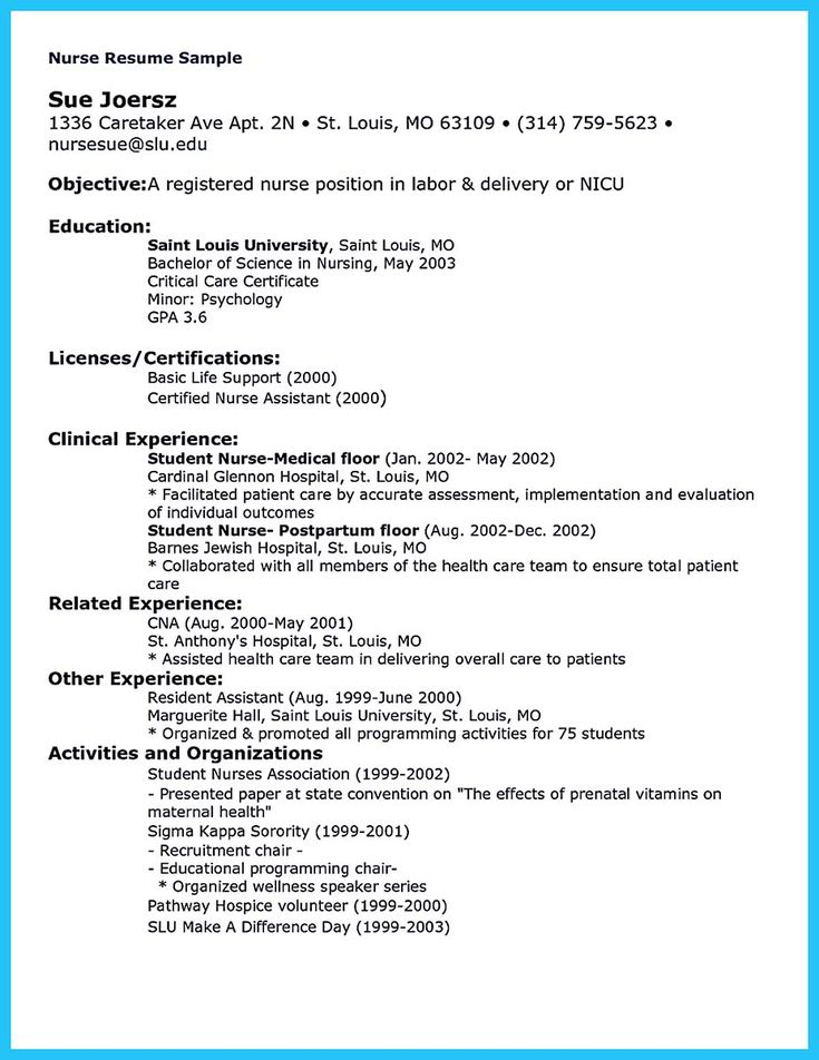 nice High Quality Critical Care Nurse Resume Samples, Check more at http://snefci.org/high-quality-critical-care-nurse-resume-samples