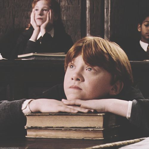 Ron Weasley ~ Harry Potter and the Sorcerer's Stone