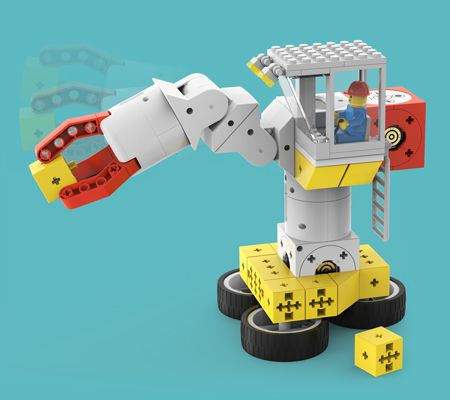 TinkerBots | Tinkerbots Baukasten I Roboter bauen und selbst fernsteuern