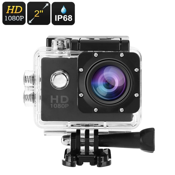 1080p Action Sports Camera - Pick Pay Post