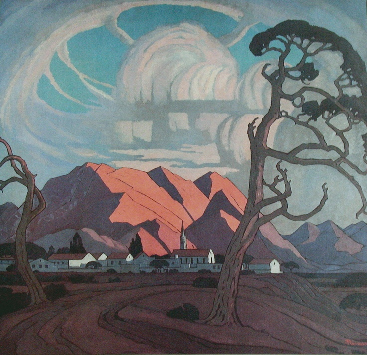 Pierneef - Karibib